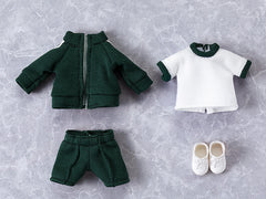 Nendoroid Doll Outfit Set (Gym Clothes - Green)