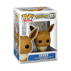 Funko Pop Pokemon Eevee 577 VInyl Figure