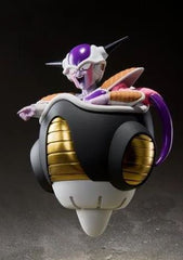 "**Pre Order**S.H. Figuarts Frieza First Form & Frieza Pod Set ""Dragon Ball Z""Action Figure"