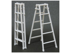 1/12 Action Figure Accesories Step Ladder (2 Set) - Toyz in the Box