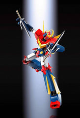 Bandai Soulf of Chogokin GX-84 Invincible Super Man Zambot F.A Action Figure - Toyz in the Box