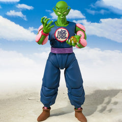 **Japan Ver**S.H. Figuarts Dragon Ball Z King Demon Piccolo Action Figure - Toyz in the Box