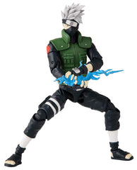 **Pre Order**Bandai Naruto Anime Heroes Hatake Kakashi Action Figure - Toyz in the Box