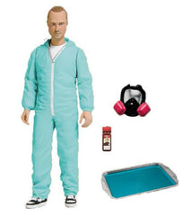 Mezco Jesse Pinkman with Blue Hazmat Suit PX Exclusive Breaking Bad Action Figure - Toyz in the Box