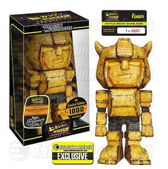 Pop Funko Transformers Battle Ready Bumblebee Hikari Premium Japanese Vinyl EE Exclusive Figure - Toyz in the Box