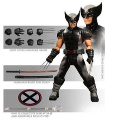 Mezco One 12 Marvel X-Force Wolverine PX Action Figure - Toyz in the Box