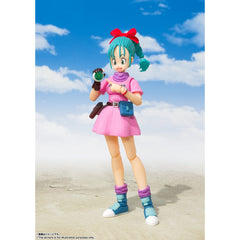**Japan Ver**S.H. Figuarts Dragon Ball Bulma (Adventure Begins) Action Figure - Toyz in the Box