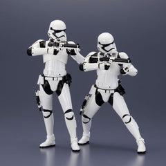 Kotobukiya Star Wars First Order Stormtrooper 2 Pack Artfx+ Statue - Toyz in the Box