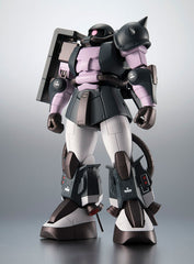 **Pre Order**Bandai Robot Spirits Mobile Suit Gundam MS-06R-1A ZAKUⅡ High Mobility Type ~Black Tri Stars~ ver. A.N.I.M.E.  Action Figure - Toyz in the Box