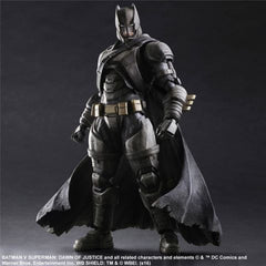 Square Enix DC Comics Batman vs Superman Dawn of Justice Armored Batman Play Arts Kai Action Figure - Toyz in the Box