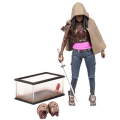 Mcfarlane Toys AMC The Walking Dead Series 6 Michonne Action Figure - Toyz in the Box