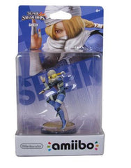Nintendo Amiibo Sheik Wii U Mini Figure - Toyz In The Box