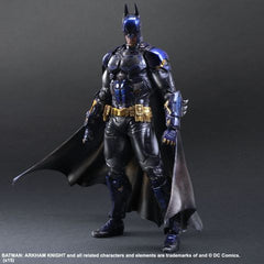 Square Enix SDCC 2015 Batman Arkham Knight Blue Ver Play Arts Kai Action Figure - Toyz in the Box