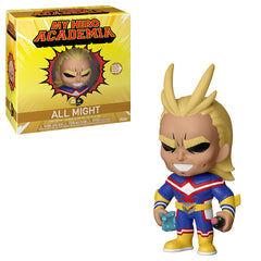 Funko 5 Star My Hero Academia All Might VInyl Figure - Toyz in the Box