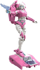 Transformers Generations WFC Earthrise Deluxe Arcee Action Figure