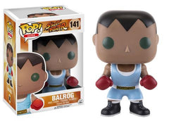Pop Funko Street Fighter Balrog 141 Vinyl Figure - Toyz in the Box