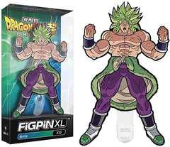Figpin XL Dragon Ball Fighter Super Saiyan Broly X12 - Toyz in the Box