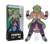 Figpin Dragon Ball Super Saiyan Broly 193 - Toyz in the Box