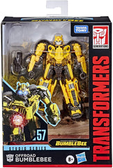 Transformers Studio Series Deluxe Offroad Bumblebee 57 Action Figure - Toyz in the Box