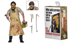 NECA The Texas Chainsaw Massacre Ultimate Leatherface Action Figure - Toyz in the Box