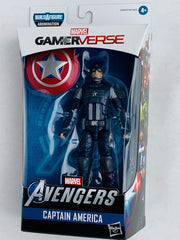 Marvel Legends Gamerverse Captain America Abomination BAF Wave Action Figure
