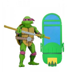 NECA TMNT Teenage Mutant Ninja Turtles in Time Donatello Action Figure - Toyz in the Box