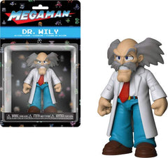 Funko Mega Man Dr. WIly VInyl Action Figure - Toyz in the Box