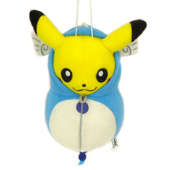 Banpresto Plush Pokemon Pikachu in Dragonair Sleeping Bag Plush - Toyz in the Box