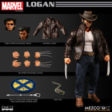 **Pre Order**Mezco One 12 Marvel Comics Logan Action Figure - Toyz in the Box