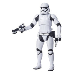 Hasbro Toys Star Wars Black Series The Force Awakens Episode 7 First Order Stormtrooper Action Figure - Toyz in the Box