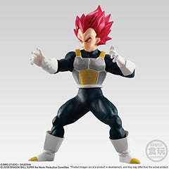 **Pre Order**Shokugan Dragon Ball Super Super Saiyan God Vegeta Styling Figure - Toyz in the Box