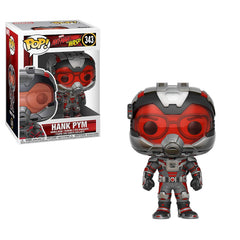 Funko Pop Ant-Man and The Wasp Hank Pym 343 Vinyl Figure - Toyz in the Box
