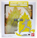 Bandai Tamashii Effect Energy Aura Yellow Stage for Humanoid D-arts Figuarts - Toyz in the Box
