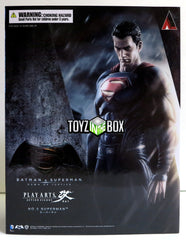 Square Enix DC Comics Batman vs Superman Dawn of Justice Superman Play Arts Kai Action Figure - Toyz in the Box