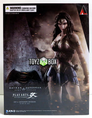 Square Enix DC Comics Batman vs Superman Dawn of Justice Wonder Woman Play Arts Kai Action Figure