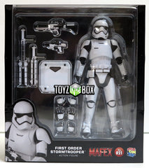 Medicom MAFEX Star Wars First Order Stormtrooper Action Figure