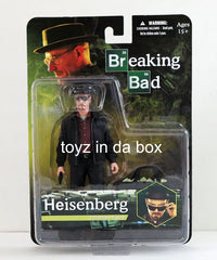 Mezco Breaking Bad Walter White as Heisenberg with Red Shirt Variant PX Action Figure