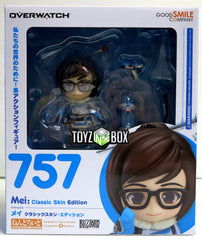 Good Smile Company Overwatch Mei Classic Skin Nendoroid Action Figure - Toyz in the Box