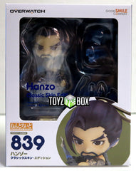 Good Smile Company Overwatch Hanzo Classic Skin Nendoroid Action Figure - Toyz in the Box