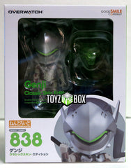 Good Smile Company Overwatch Genji Classic Skin Nendoroid Action Figure - Toyz in the Box