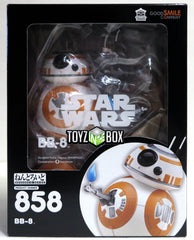 Good Smile Company Star Wars The Last Jedi BB-8 858 Nendoroid Action Figure - Toyz in the Box