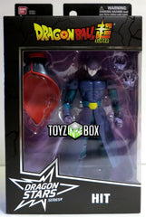 Bandai Dragon Ball Stars Dragonball Super Hit Action Figure - Toyz in the Box