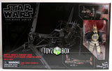 Hasbro Toys Star Wars Black Series Swoop Bike with Enfys Nest Action Figure