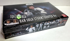Bandai Star Wars Han Solo Stormtrooper Ver 1/12 Plastic Model Kit - Toyz in the Box