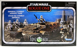 Hasbro Toys Star Wars The Vintage Collection Rogue One Imperial Combat Assault Hovertank Vehicle