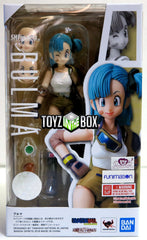 S.H. Figuarts Dragonball Z Bulma Action Figure - Toyz in the Box