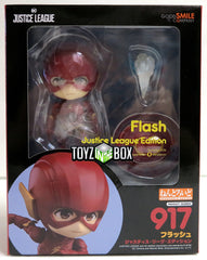 Good Smile Company The Flash Justice League Edition 917 Nendoroid Action Figure - Toyz in the Box