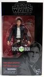 Hasbro Toys Star Wars Black Series Han Solo (Bespin) Action Figure