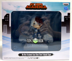 Banpresto My Hero Academia Kyun Chara Todoroki Figure - Toyz in the Box