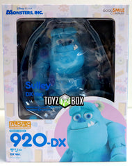 Good Smile Company Monsters Inc. Sulley DX Ver 920 Nendoroid Action Figure - Toyz in the Box